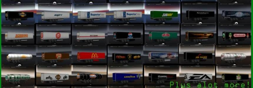Trailer Pack Mod Version v1.0