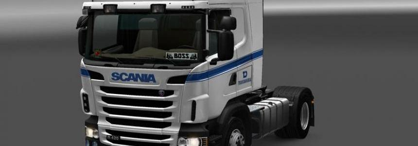 Transdanubia Scania Highline by RJL