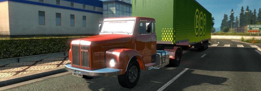 Trucks for Extras v1.3