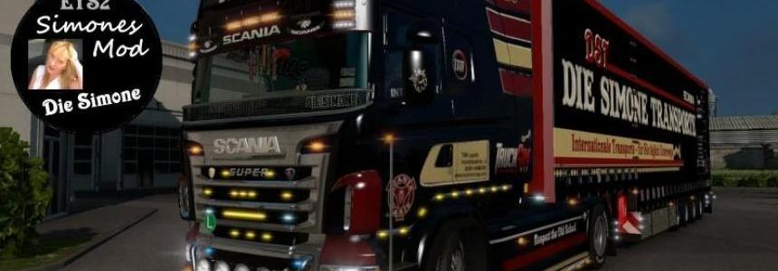 TSM RJL Scania Skin v1.19.1