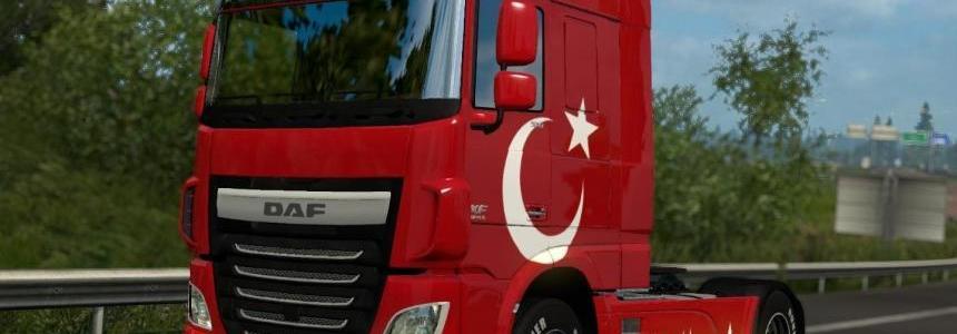 Turkey Skins Pack for All Trucks v1.1