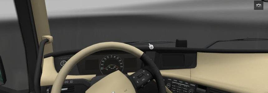 Volvo FH16 2012 - HD Interior v1.3