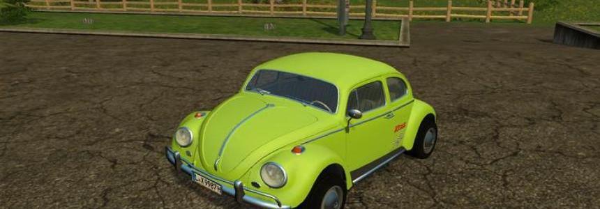 VW Kafer Breitbau Funmod v1.5