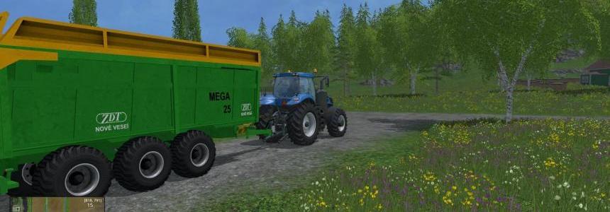ZDT Mega 25 v1.0