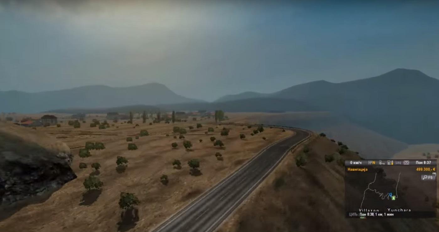 Eaa bus pack v1 6 mod euro truck simulator 2 mods - Bolivia Map V3 1 1 18 And 1 19 Modhub Us