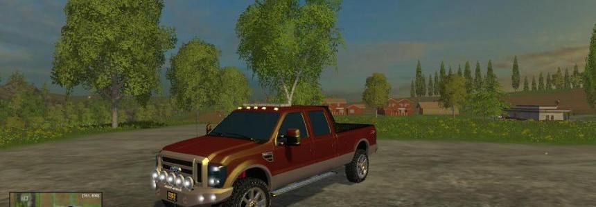 Ford f250 v1