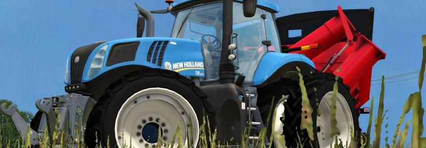 New Holland Wheel Textures v1