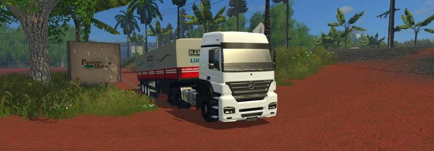 Mercedes Benz Axor 2540 - FS15 Normal