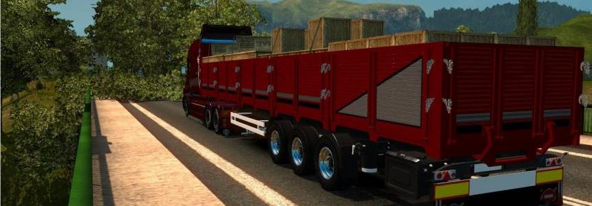 Ammunition Trailer (Red) 1.17-1.20