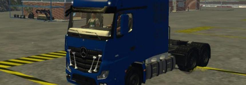 AR 14 heavy-duty Actros v1.0