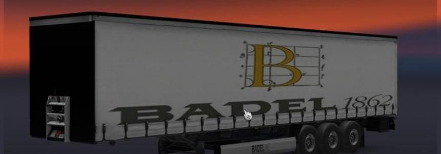 Badel Trailer tarp v1.0