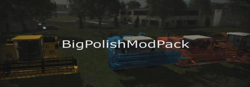 Big Polish Mod Pack By KiTaa