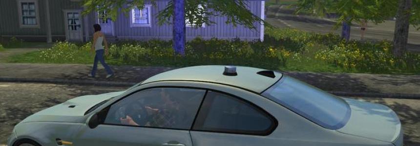 BMW M3 2008 CID v1.0