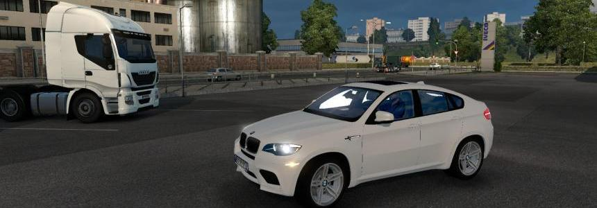 BMW X6 v3.2 FurkanSevke [1.19.x] [FIXED]
