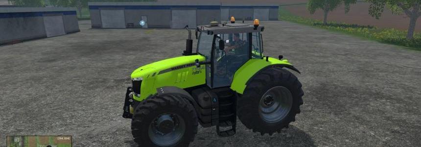 Massey Ferguson 7622 Green V1
