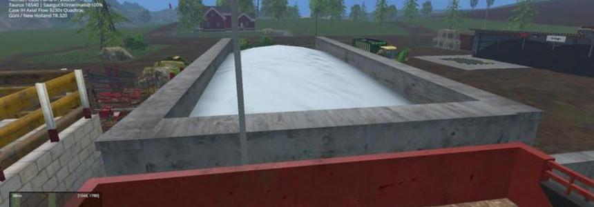 Bunker Silo v0.1 Beta