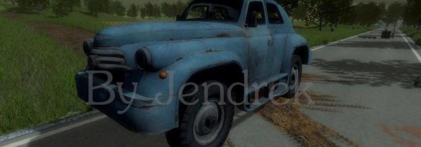 Car Old v1.0