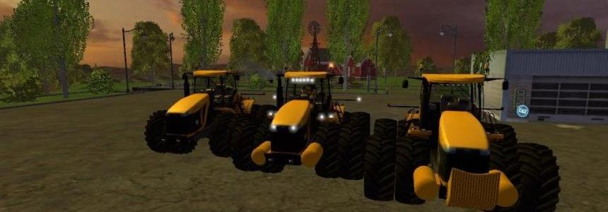 CAT Challenger MT955C Pack v1.0