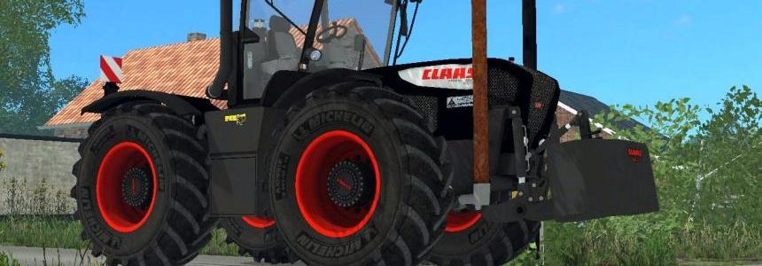 Claas Xerion 3300 Black Edition v1