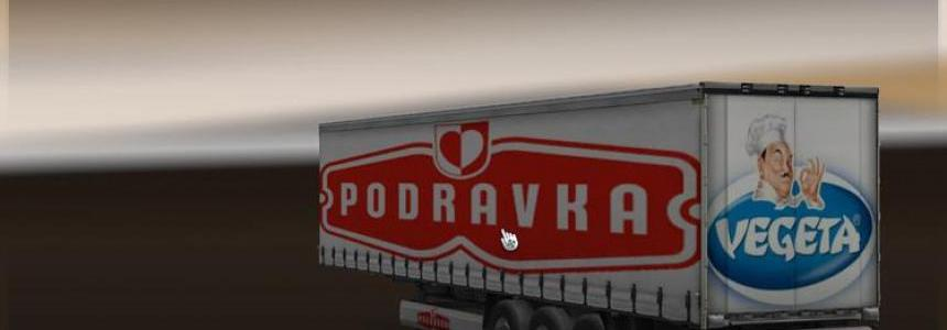 Croatian Podravka Trailer v1.0