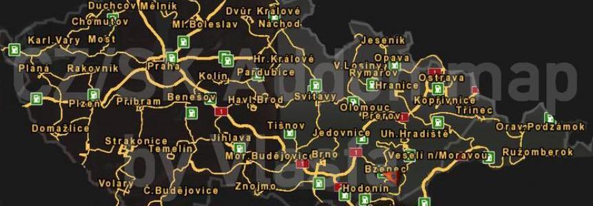 CZ/SK addon map v2