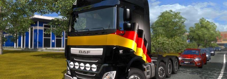 DAF XF Euro 6 8x4/8 v3.0