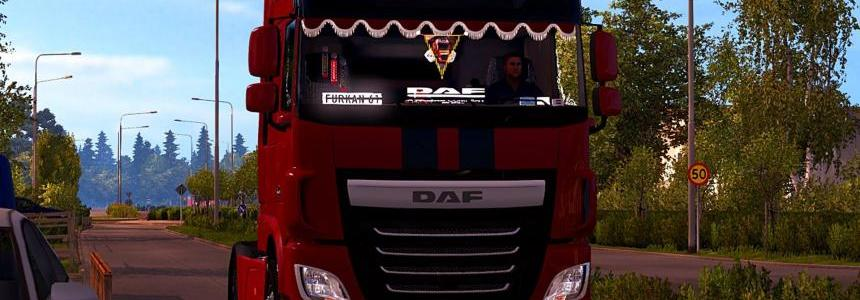 DAF XF Euro 6 Interior Fix