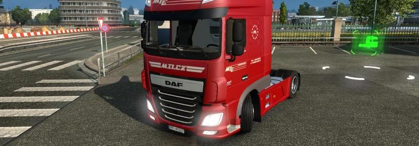 DAF XF Euro 6 Super Space Cab