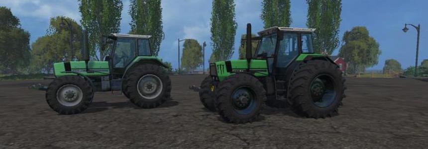 Deutz Agrostar 611 v1.0