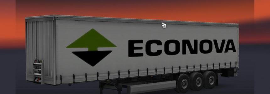 Econova trailer 1.19.xx