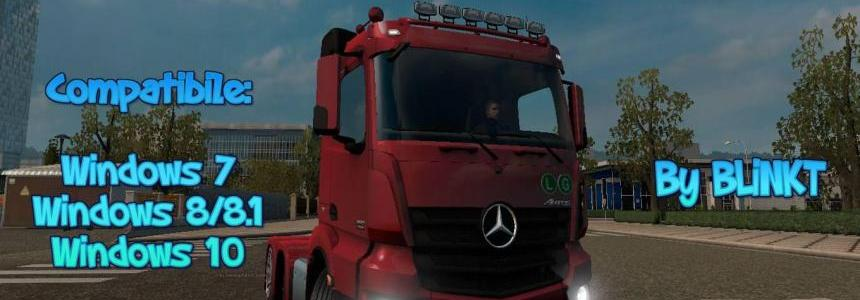 ETS2 Additional Performance Boost