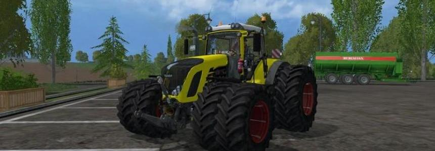 Fendt 936 Vario Yellow Bull v1.0