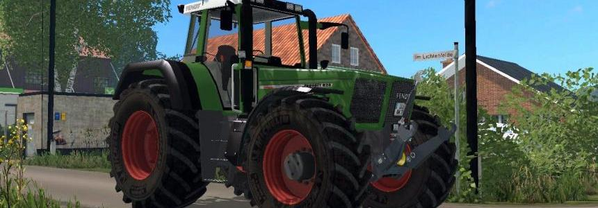 Fendt Favorit 824 Turbo Shift v3.5