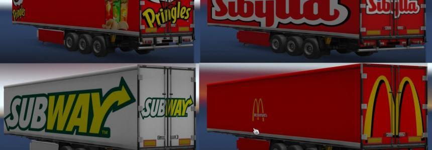 Food trailer pack 1.19.xx