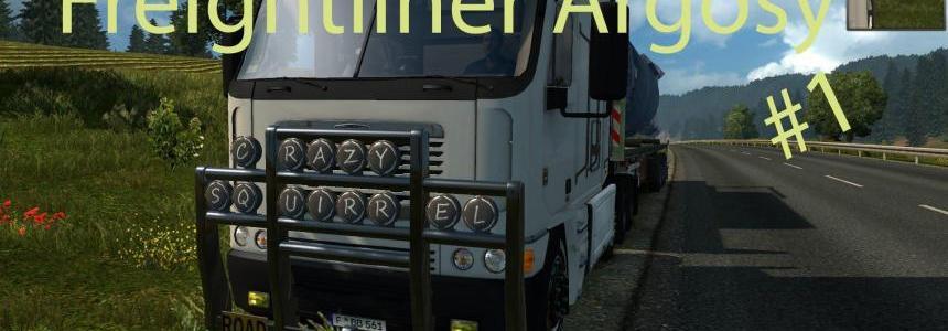Freightliner Argosy 1000HP