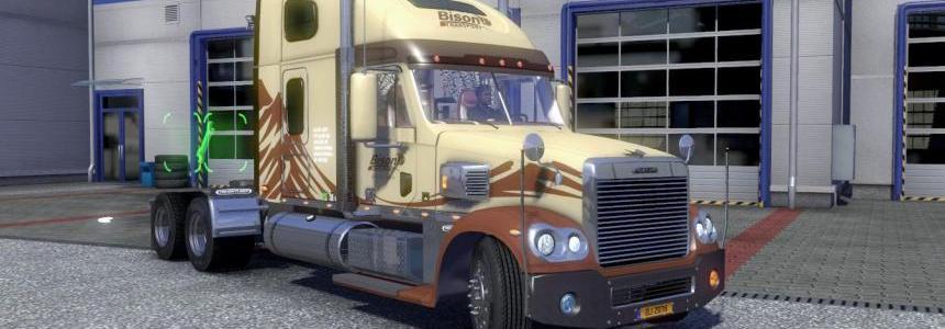 Freightliner Coronado Edit