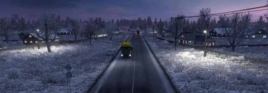 Frosty Winter Weather Mod v5.1