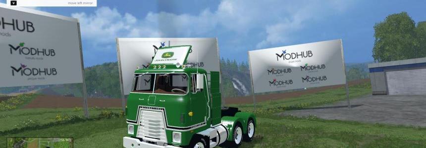 Internacional Transtar Truck v1