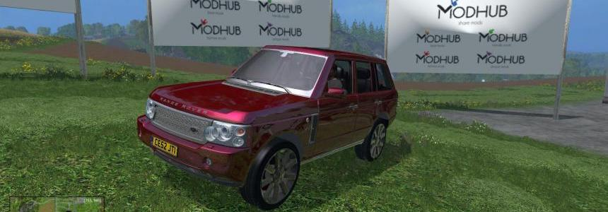 Red Range Rover v1