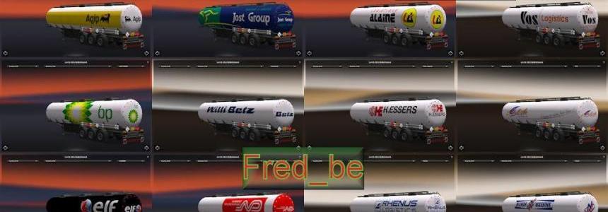Fuel Cistern Trailer Pack V1.19