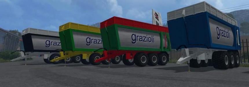 Grazioli Domex 200 6 v2.0 Multicolor