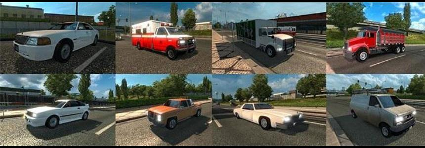 GTA IV traffic pack v1