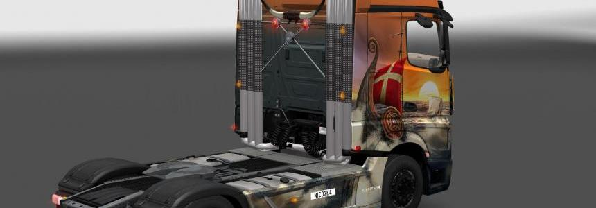 Highpipes for Trucks Update v5.4 by Nico2k4