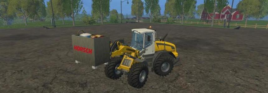 Horsch container seeds and pesticides v1.3