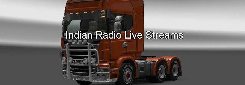 Indian Radio Live Streams