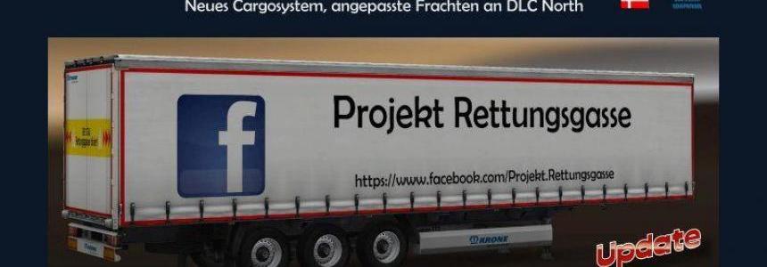 JBK Trailer Projekt Rettungsgasse