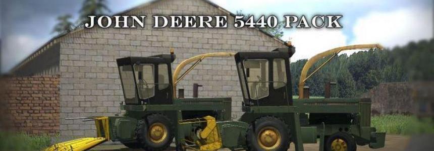 JOHN DEERE 5440 PACK v1.0