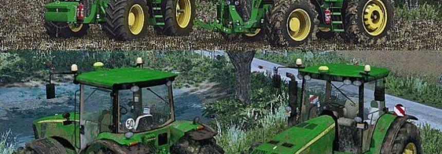 John Deere 8530 Tractor v2