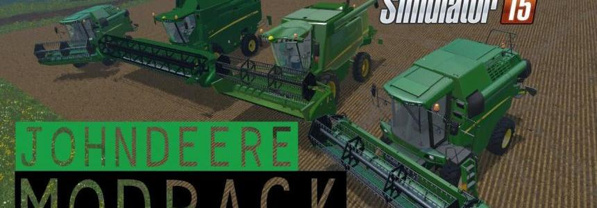 JOHN DEERE Pack by MajsterX
