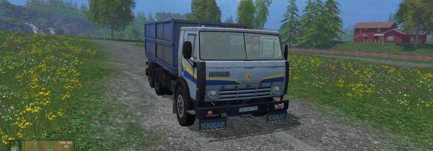 Kamaz 5320 v2